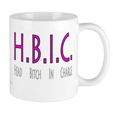 HBIC Small Mug