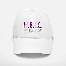 HBIC Baseball Baseball Cap