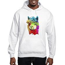 Color Me Alpaca Jumper Hoody