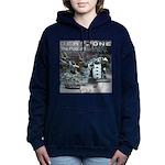 DZtP2-2 Women's Hooded Sweatshirt