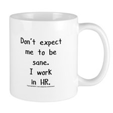 Cute Human resources Mug