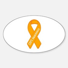 CRPS Oval Decal