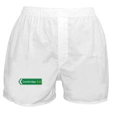 Cambridge Roadmarker, UK Boxer Shorts