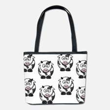 Cow Bucket Bag