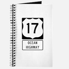 US Route 17 Ocean Highway Journal