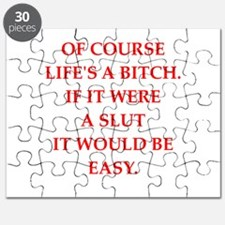 bitch Puzzle