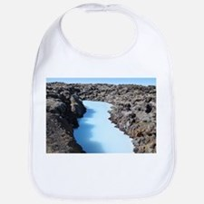 Blue Lagoon in Iceland Bib