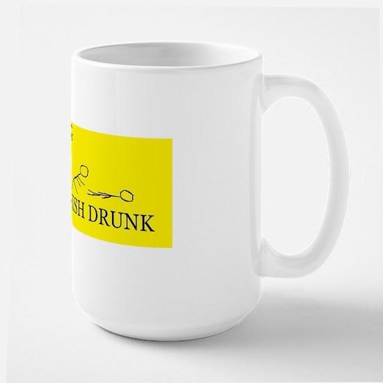 Start Strong Finish Drunk Large Mug Mugs