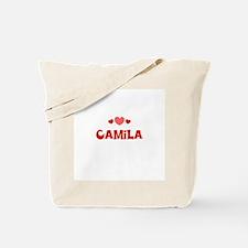 Camila Tote Bag