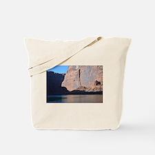 Horseshoe Bend Rafting Tote Bag