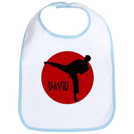 David Karate Bib