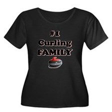 #1 Curling Family T