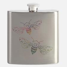 Cute Honey Flask