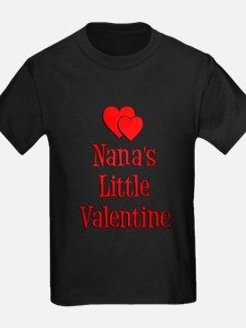 Nana's Little Valentine T-Shirt