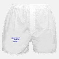giants Boxer Shorts