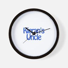 Kieran's Uncle Wall Clock