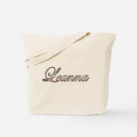 Cute Leanna Tote Bag