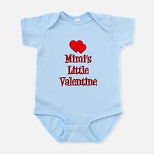 Mimi's Little Valentine Body Suit
