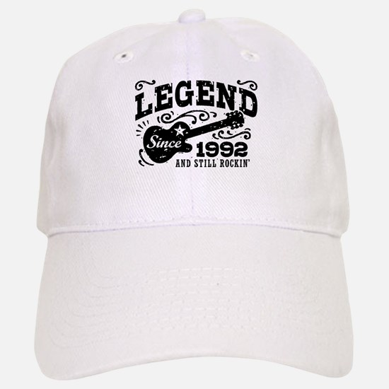Legend Since 1992 Baseball Baseball Cap