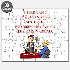 waiter Puzzle