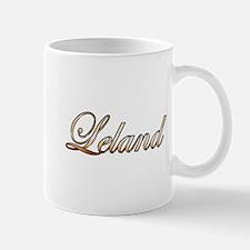 Gold Leland Mugs