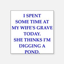 grave Sticker
