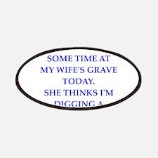 grave Patch