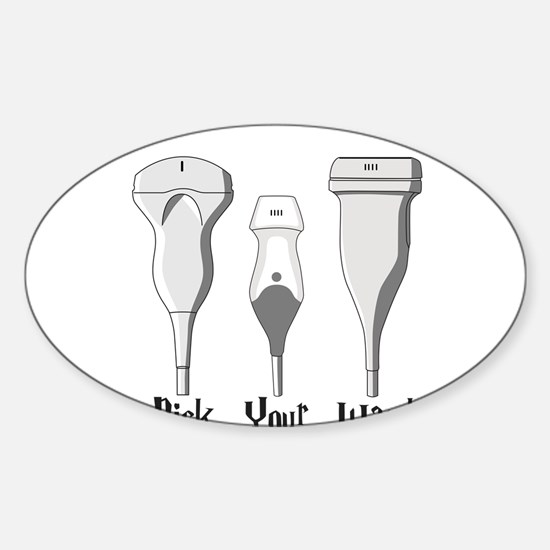 Pick Your Wand Design #1 (Light Background Decal