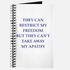 apathy Journal