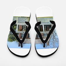 Appomattox Courthouse Historical Site, Flip Flops