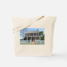 Appomattox Courthouse Historical Site, Vi Tote Bag