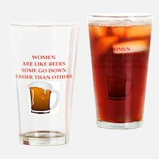 women Drinking Glass