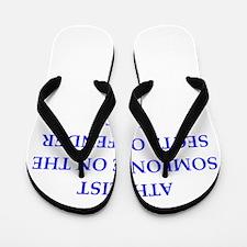 athiest Flip Flops