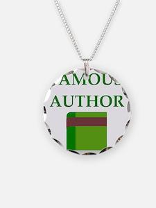 famous author Necklace