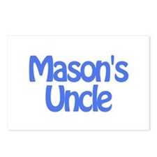 Mason's Uncle Postcards (Package of 8)