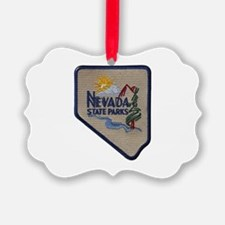 Nevada State Parks Ornament