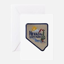 Nevada State Parks Greeting Cards