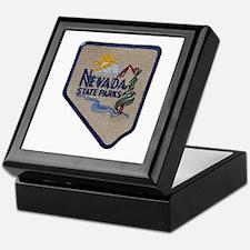 Nevada State Parks Keepsake Box