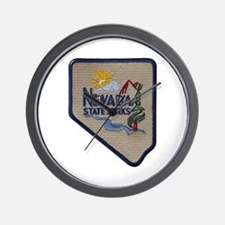 Nevada State Parks Wall Clock