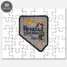 Nevada State Parks Puzzle