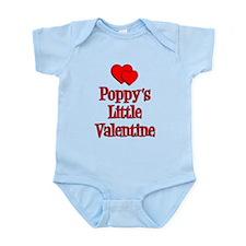 Poppy's Little Valentine Body Suit
