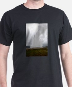 Old Faithful Geyser T-Shirt