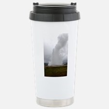 Old Faithful Geyser Stainless Steel Travel Mug