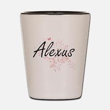 Cute Alexus Shot Glass
