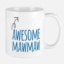 Awesome Mawmaw Mugs