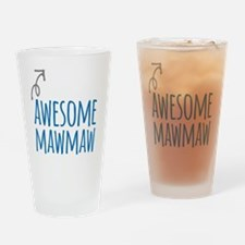 Awesome Mawmaw Drinking Glass