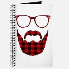 Cute Beard Journal
