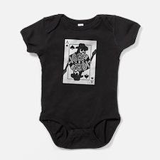 Funny Aces Baby Bodysuit