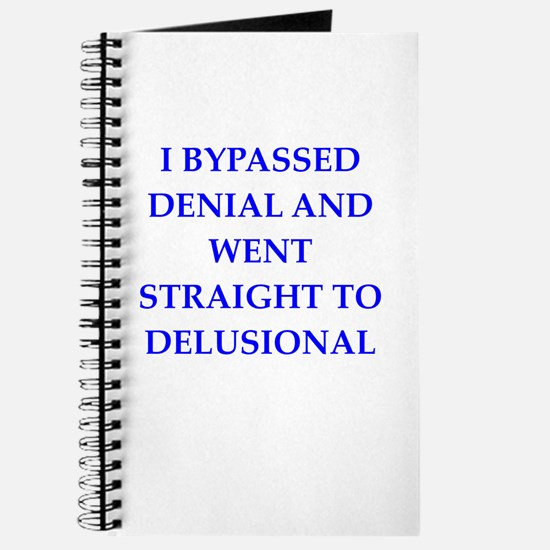 delusion Journal
