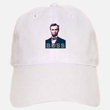 Lincoln Boss Baseball Baseball Cap